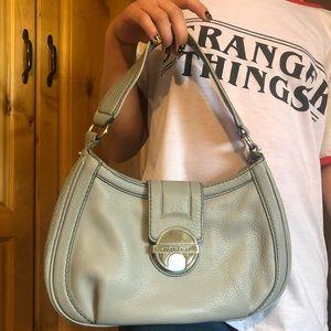 Michael Kors Pebble Leather Hobo Bag